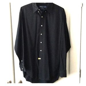 Polo Ralph Lauren cotton button down collar shirt
